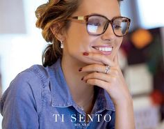 """""""You never get a second chance to make a first impression"""" choose your jewellery wisely, be memorable. Ti Sento - available at Daniel Jewelers, Brewster New York"""