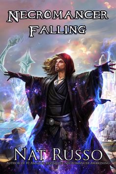 Necromancer Falling is here!