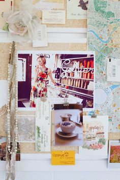 incredible inspiration board.