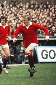 Denis Law Manchester United 1971