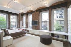 ny brick loft - Buscar con Google