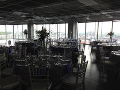 What a view! Pinnacle at Symphony Place. Corporate Dinner by Randi Events.