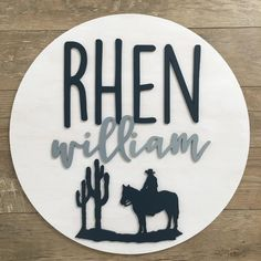Country Babys, Country Baby Names, Cute Baby Names, Unique Baby Names, Little Boy Names, Cowboy Nursery, Nursery Name, Nursery Signs, Nursery Wall Art
