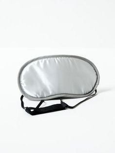 Shut out light and enjoy restorative sleep with this Binchotan Charcoal infused eye mask.