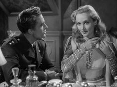 Carole Lombard, To be or Not to be, 1942, Robert Stack