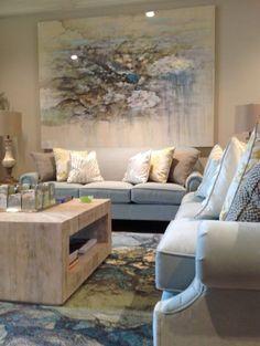 Interior Design by Will Smith of Interior Motives. (Surya rug: ABE-8014)