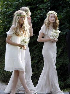 my flower girls would look like fairies.