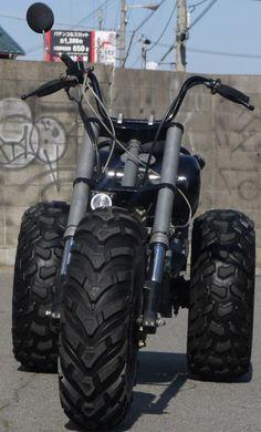 ジャイロ アップ jyro up カスタム 改造 Trike Motorcycle, Motorcycle Types, Custom Bikes, Custom Cars, Go Kart Frame, Work Train, Sand Rail, Motorized Bicycle, Pit Bike