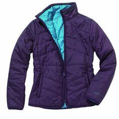 Craghoppers Women's Climaplus Reversible Long Sleeve Fibrefill Jacket,Royal Purple,10 Craghoppers. $99.99