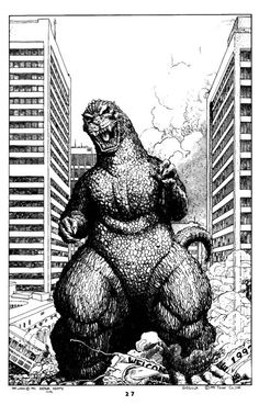521 Best Godzilla King Of Monsters Images On Pinterest In