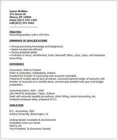 Sample Resume for Supply Chain Management Executive | Career ...