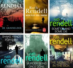 Trevillion are sad to note the recent loss of Ruth Rendell - the world of crime fiction lost one of its pioneering giants. Trevillion's images have had the privilege of being featured on the covers of some of her biggest titles; we've selected a few for you here: 1st: Elisabeth Ansley, Chris Mowthorpe, Yolande De Kort & Andrew Sanderson. - 2nd: Ilona Wellmann & Andy & Michelle Kerry, Ilona Wellmann, David Hirst.