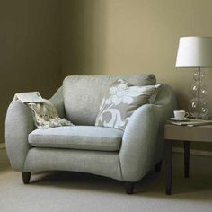 Furniture Village offers great value furniture for the lounge, bedroom, dining room and kitchen with stores across the UK and a wide range available online. My Living Room, Home And Living, Living Spaces, Style At Home, Big Comfy Chair, Big Chair, Value Furniture, Furniture Legs, Wooden Furniture