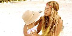 Beyoncé teilt ihre Urlaubsfotos mit der ganzen Welt!