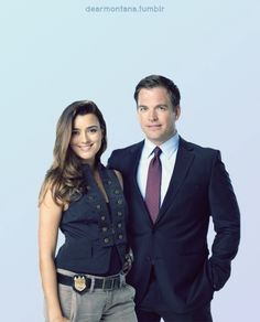 Cote de Pablo and Michael Weatherly star in the hit series, 'NCIS'. Pablo is set to leave the show in Season Michael Weatherly, Serie Ncis, Ncis Tv Series, Anthony Dinozzo, Ncis Stars, Ziva And Tony, Ncis Characters, Ziva David, Ncis New
