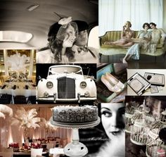 Art Deco Weddings
