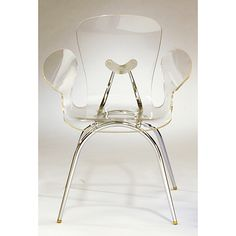 Modern Dining chairs, leather, chrome and wood.