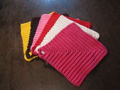 Ravelry: Topflappen pattern by Landlust Design Team