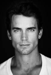 He plays a sexy character on White Collar and soon a character on glee. I want him!