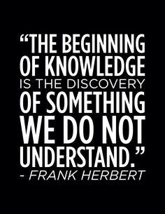 Frank Herbert quote