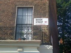 North Gower Street is now Baker Street