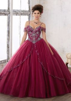 Mori Lee Quinceanera Dress Style 89135 - ABC Fashion