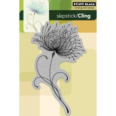 Penny Black 'Dreamy' Cling Rubber Stamp | Overstock.com Shopping - Big Discounts on Penny Black Clear & Cling Stamps