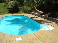 Swimming Pool Wooden Deck Pictures - Bing Images