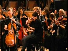 GABRIEL FAURE Pavane for Orchestra & Mixed Chorus PAAVO JARVI - YouTube