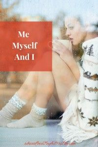 Me, Myself And I - A Case Study on Myself.  Growing up with ADHD + my life now.  The good, the bad and the ugly.