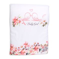 Soft and comfortable velboa baby blanket with flowers printed Made in Turkey Organic Baby, Baby Blankets, Baby Accessories, Flower Prints, Tapestry, Printed, Flowers, How To Make, Home Decor