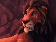 Scar by Vanory.deviantart.com on @DeviantArt