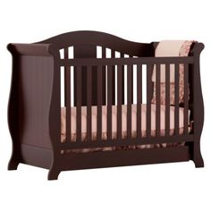 Love the sleigh look and color espresso. It also converts to a day bed, great money saver in the long run!