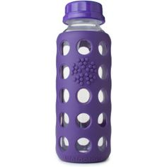 Glass Beverage Bottle - 9oz. - Royal Purple #prplkitchen Purple Kitchen Decor, Purple Kitchen Accessories, Purple Toaster, Small Appliances, Dish Towels, Decorative Items, Beverage, Gadgets, Good Things