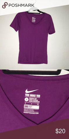 b60e85cd6ed57 Nike Active Wear New without tags 100% Polyester Nike Tops Tees - Short  Sleeve