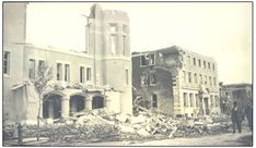 TIL The Regina Cyclone of 1912 remains the deadliest tornado in Canadian history with a total of 28 fatalities. The city forced those rendered homeless by the disaster to pay for the nightly use of cots set up in schools and city parks Canadian History, The Great White, Down South, The Province, Park City, Scenery, Street View, Tours, Saskatchewan Canada