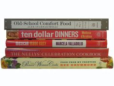 Enter for a Chance to Win a Mother's Day-Inspired Collection of Cookbooks