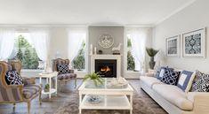 The 67 Best Hampton Living Room Images On Pinterest