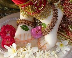 Krishna's Feet...