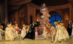 My favorite version by the Mariinsky Ballet--the costumes and set are wonderfully 18th century.