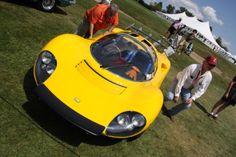 1967 Ferrari Dino 206 Competizione by Pininfarina - Autoblog Japan
