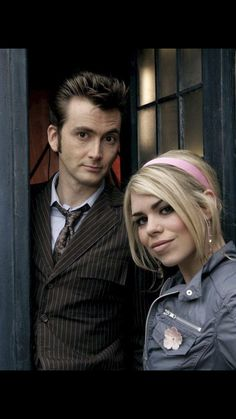 Doctor Who Rose, Rose And The Doctor, Doctor Who 10, First Doctor, 10th Doctor, Geronimo, Dr Who, Science Fiction, Billie Piper
