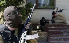 Ukraine News: Prosecutor of Kyiv calls on militia to use arms ag...