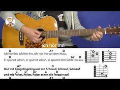 Volker Rosin, Music Instruments, Sayings, Jingle Bells, Ukulele, Advent, Youtube, Xmas, Easy Guitar Tabs