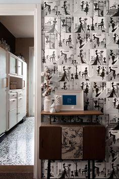 Ceramica Bardelli - Isabel, design Ruben Toledo  #tiles #ceramictiles #madeinitaly #tile #piastrelle #piastrelledesign #design #designmadeinitaly #ceramicabardelli #bardelli #syncronia #architecturevictims #syncroniaarchitecturevictims #rubentoledo #designrubentoledo