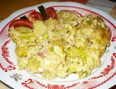 Potato Salad, Grains, Rice, Potatoes, Ethnic Recipes, Food, Red Peppers, Potato, Essen
