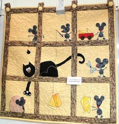 CATS QUILT                PC