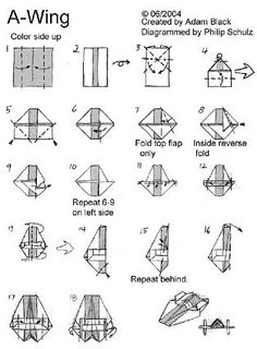 How To Make Origami Star Wars Finger Puppets Superfolder Jesss Origami Princess Leia Instructions Origamiyoda. How To Make Origami Star Wars Finger Pu. Star Wars Origami, Origami Stars, Origami Yoda, Origami Bird, Star Wars Crafts, Geek Crafts, Origami Instructions, Origami Tutorial, Oragami