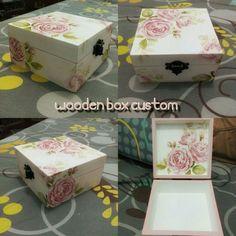 Box Kayu Diy Size and model Cek it