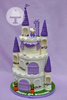 Castell cake